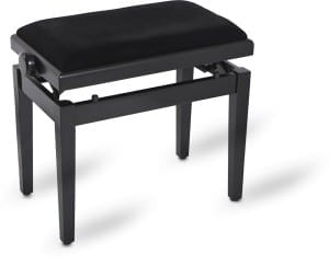 Bench_XD1 black satin