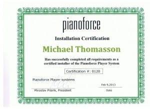 Certificeringsbevis