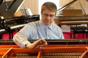 Pianostämmare och tekniker